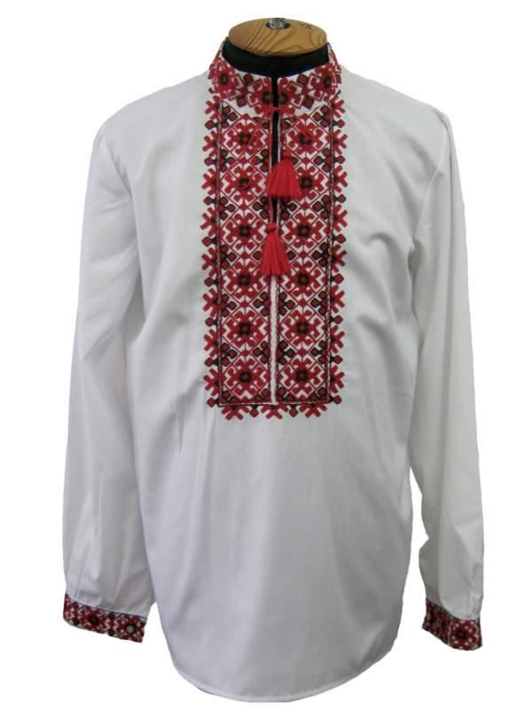Українська чоловіча вишиванка від виробника купити в Харків 8641b3bfaed75