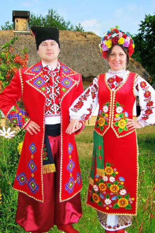 Украинский национальный костюм от производителя Украина купить в ... b625e741dba6e