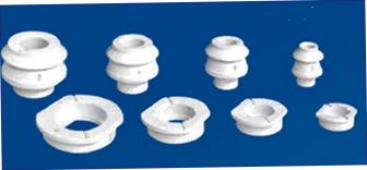 Купить Изолятор проходной неармированный для съемных трансформаторных вводов серия 10 NF DIN 42531