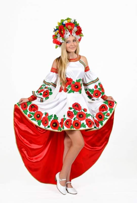 Украинский костюм для женщин