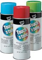 Spray paint universal TOUCH'N TONE (DAP, USA) 283 g, 400 ml