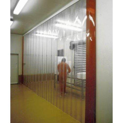 Полосовые шторы из ПВХ