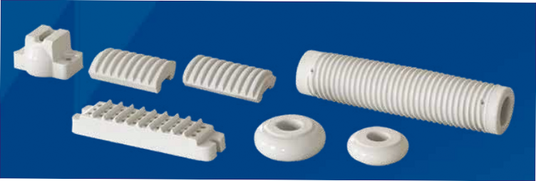 Buy Low-voltage hardware porcelain, tube ILYuT.757513.104-02.02 2508