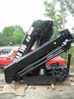 Купить Кран-манипулятор HIAB-195, продажа кранов в Украине. Импортные краны манипуляторы для погрузки металла, леса и т.п.