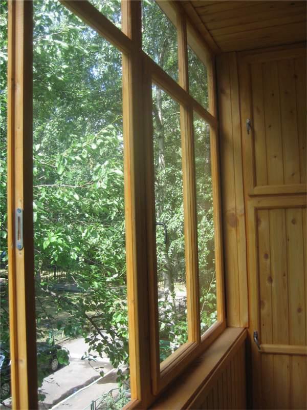 Деревянные окна и евроокна - самое интересное в блогах.