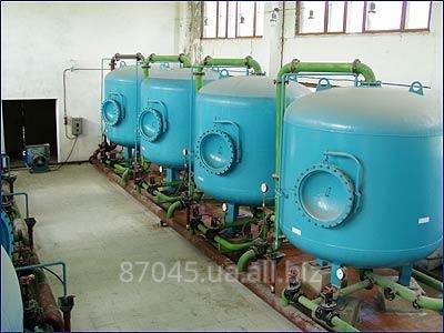 Купить Оборудование для очистных сооружений