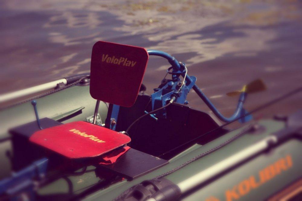 педальный привод на лодку цена