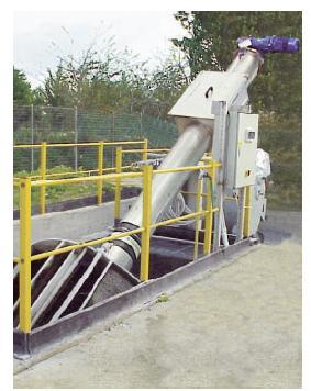 Купить Механизированные канализационные решетки