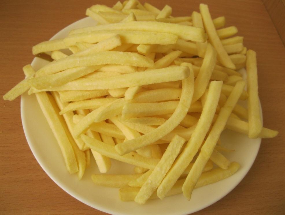 Замороженный картофель