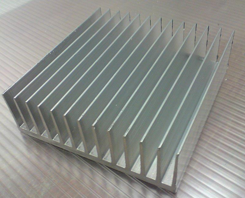 Купить Радиаторный алюминиевый профиль