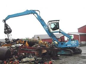 Купить Перегружатели металлолома и ТБО RHL 340