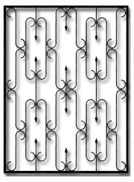 Решетки металлические под заказ