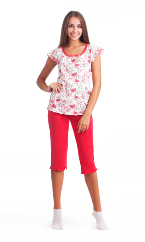 Пижама женская модель: 0304-0
