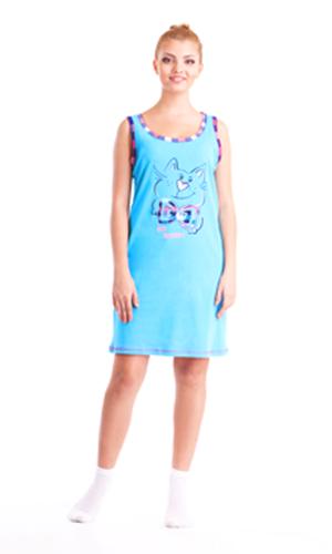 Платье женское домашнее модель: 0403 П