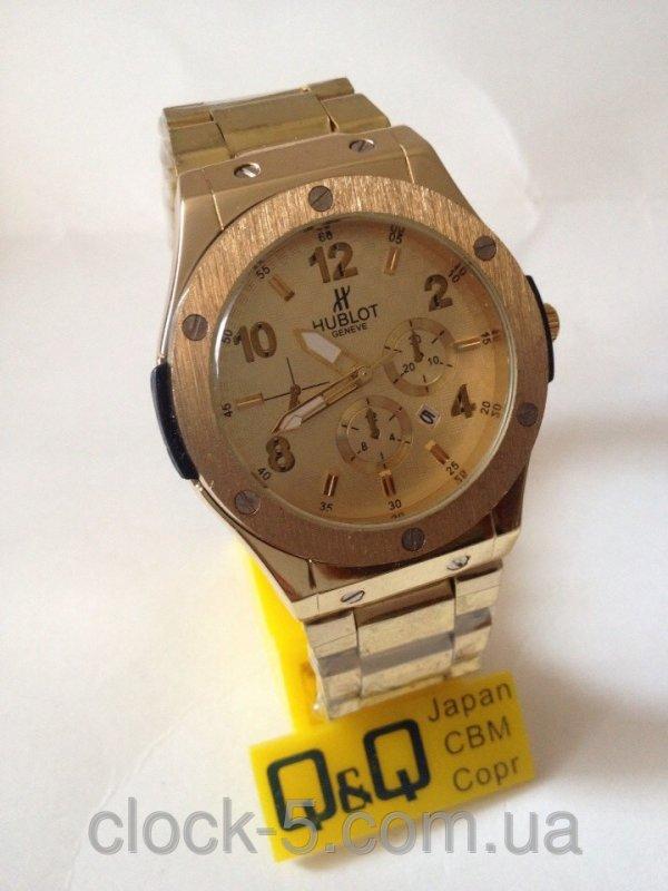 Годинник чоловічий хублот купити в Київ 28ecc50b3e51d