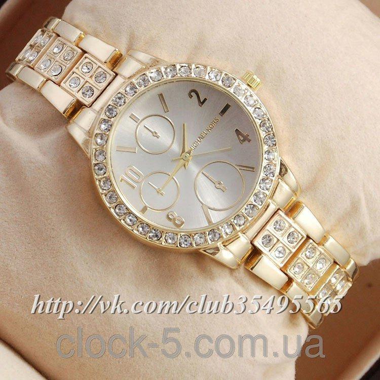 Елегантний жіночий наручний годинник зі стразами купити в Київ 3f5966dac1c55
