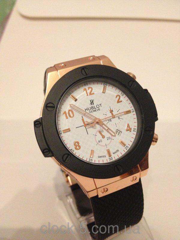 Чоловічий механічний наручний годинник Hublot Хублот купити в Київ 0045a9920ed22