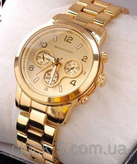 Жіночий наручний годинник Michael Kors b8ff3c5149136