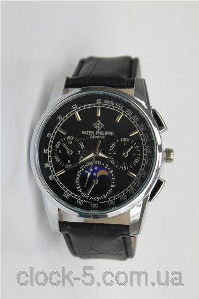 Чоловічий годинник кварцовий PATEK PHILIPPE золотий корпус ... ea5b2d5a60a44