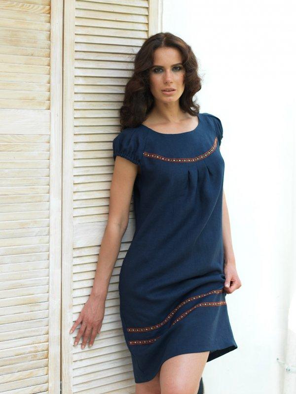 92a0355a7e1 Платья из натурального льна! купить в Харькове
