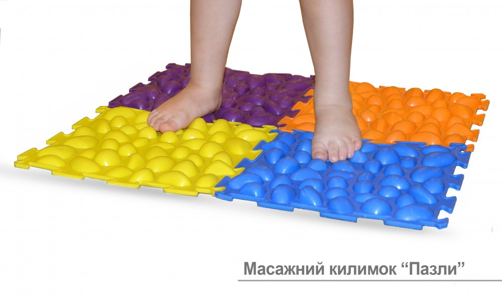 Купить Массажный коврик для лечения и профилактики плоскостопия