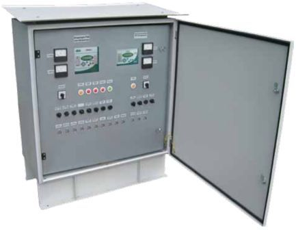 Buy Relay case of the external RSh-15.1M installation