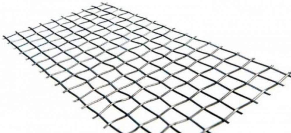 Сетка рифленая канилированная 10х10-20х20-50х50 мм