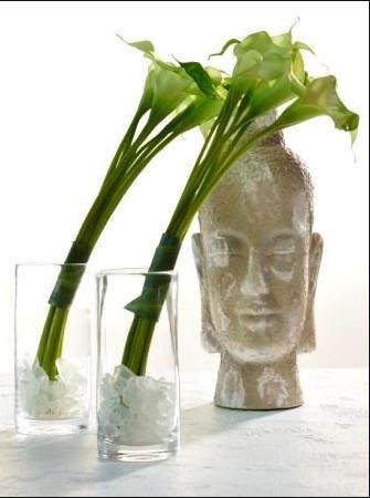 Ornamental artificial plants, decor Objects, new SIA home fashion ...