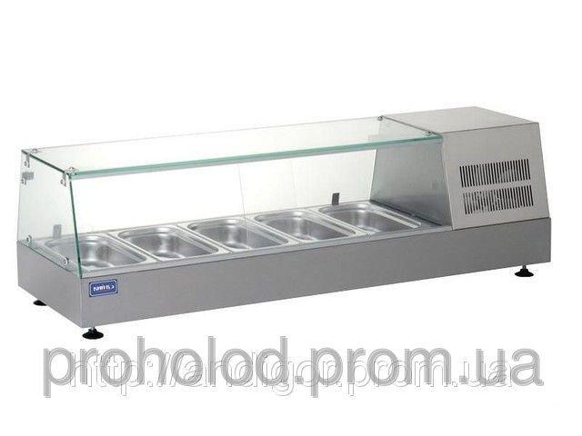 Купить Настольная витрина холодильная ВХН-5-1225
