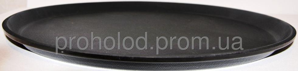 Купить Поднос официанта овальный прорезиненный CT3100 Sybo