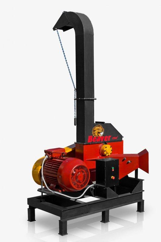 Дисковая рубительная машина (щепорубка, измельчитель) Beaver DC-150, Z-Group