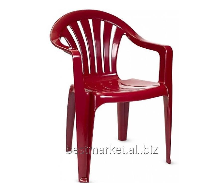 Стулья-кресла пластиковые