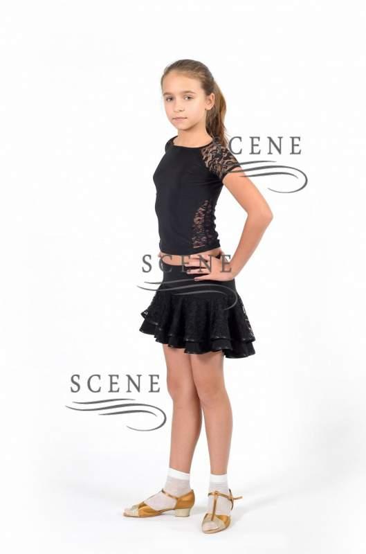 Buy Skirt Sabrina with guipure Kharkiv