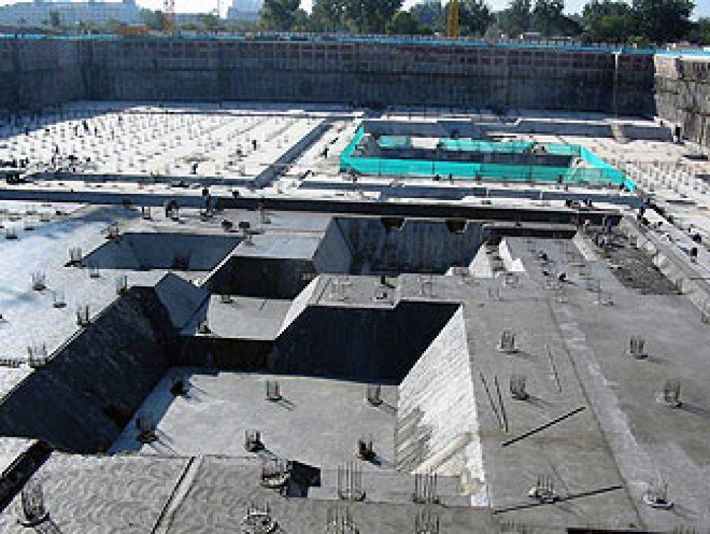 Обмазочная гидроизоляция Текмадрай Еласт