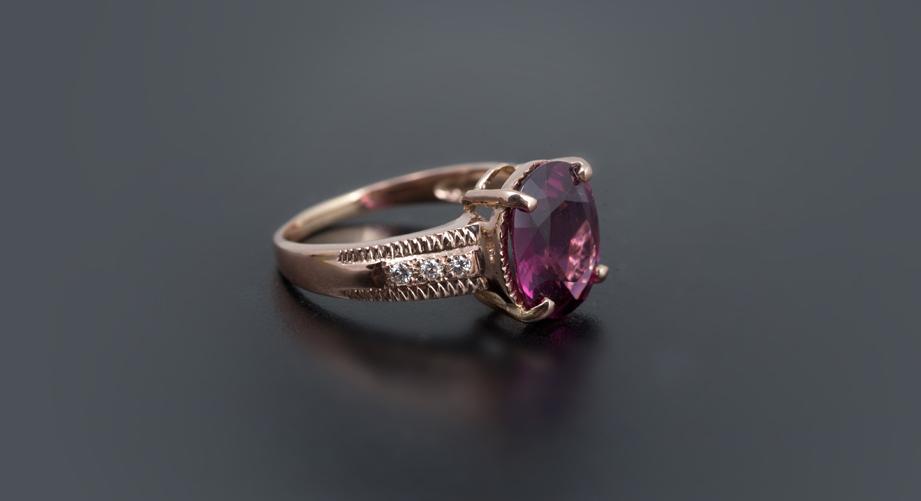 Золотое кольцо Артикул: К108