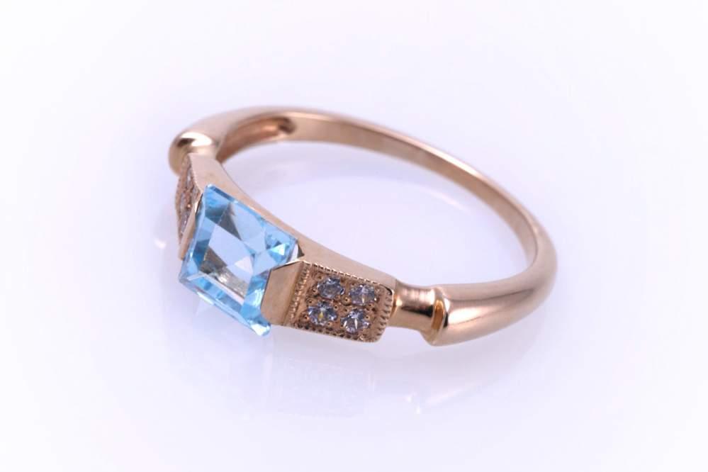 Кольцо золотое Артикул: К007