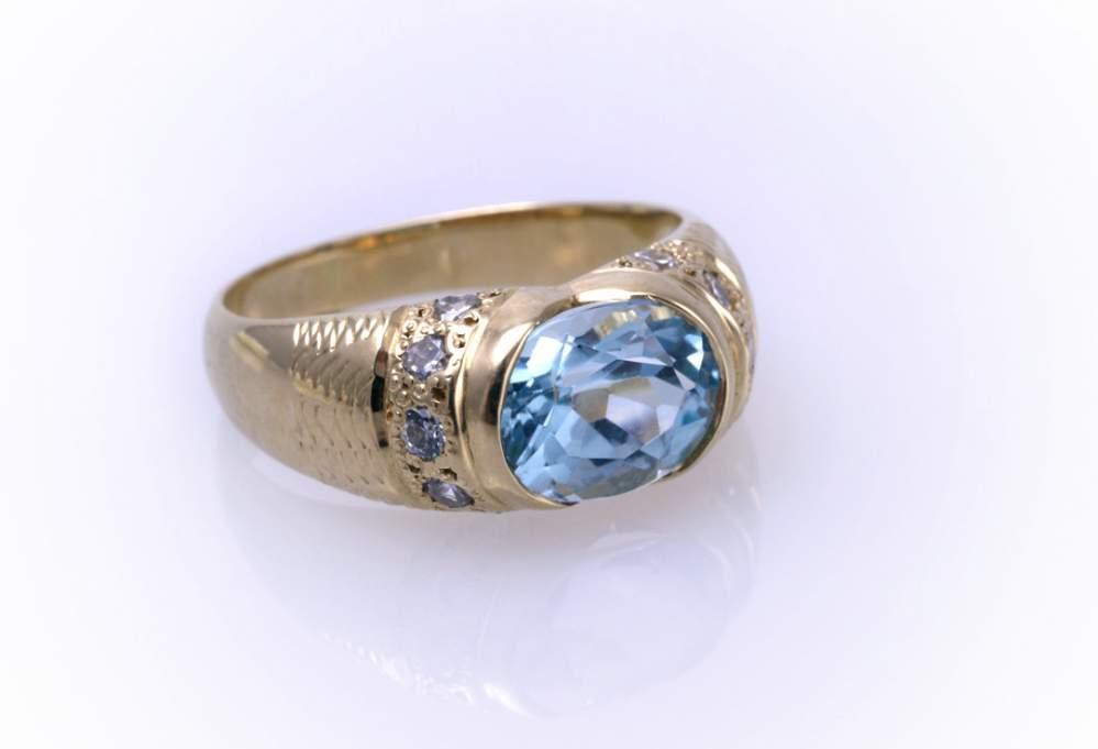 Кольцо золотое Артикул: К009