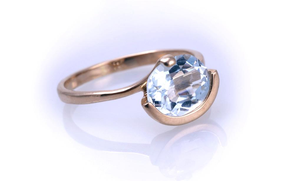 Кольцо золотое Артикул: К055