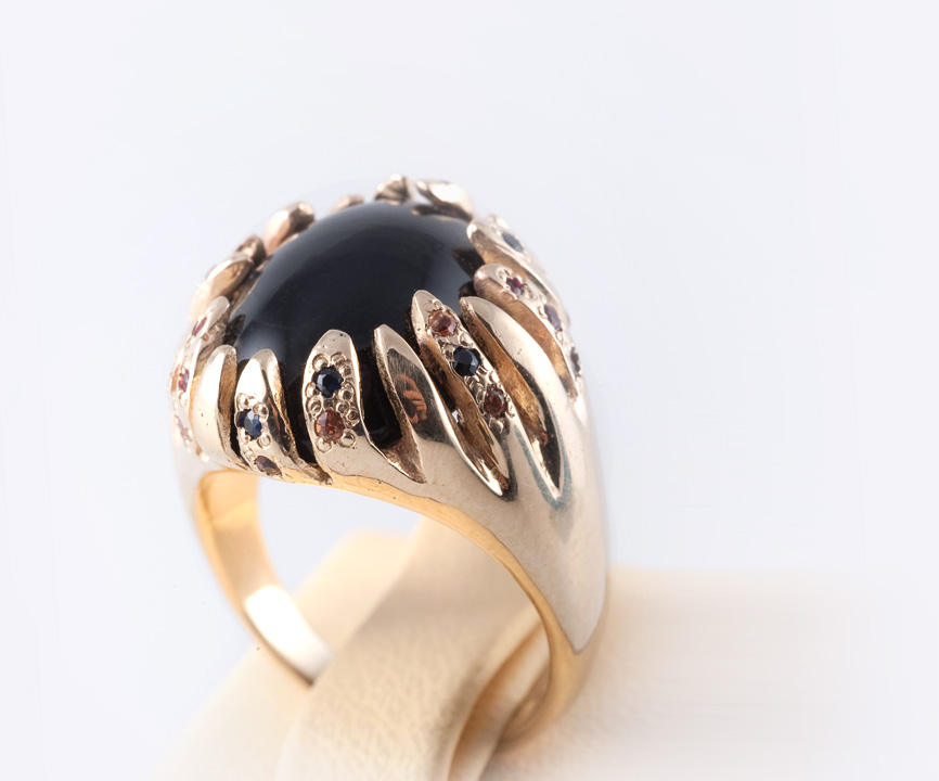 Кольцо золотое Артикул: КО77