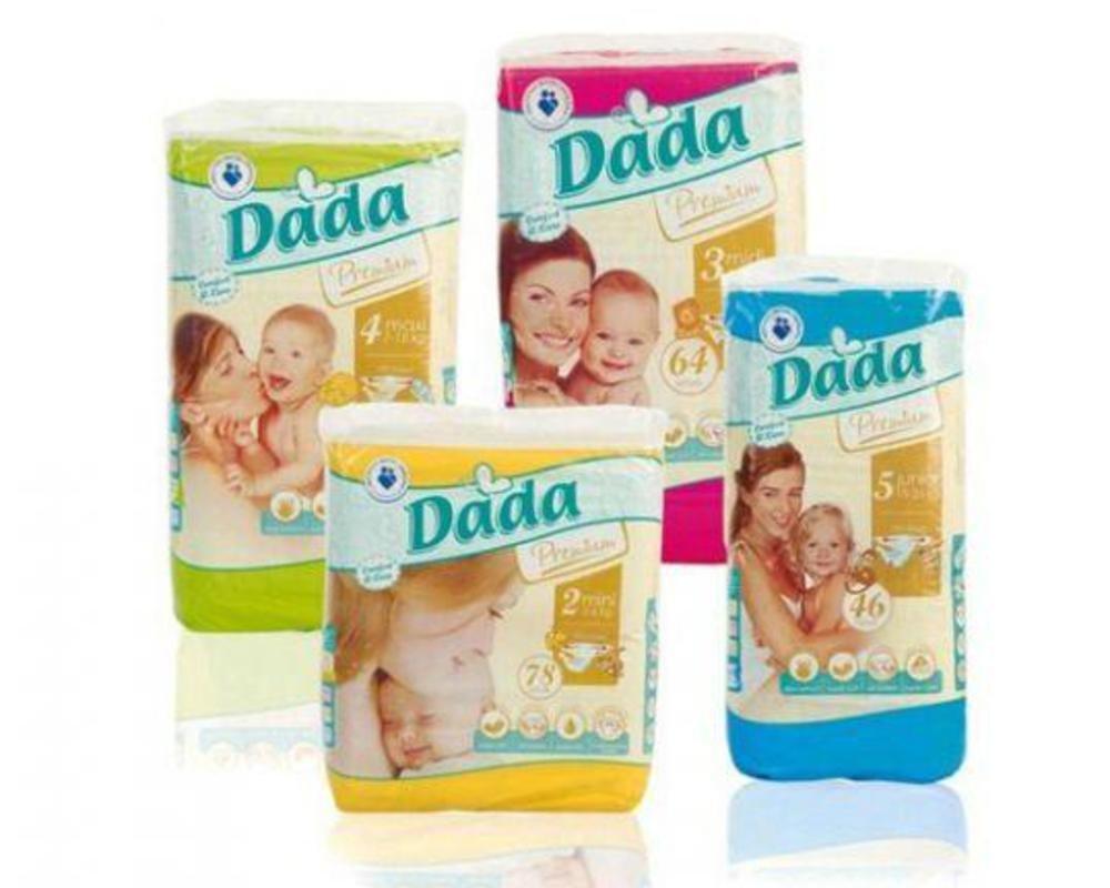 Diapers Dada: reviews, benefits