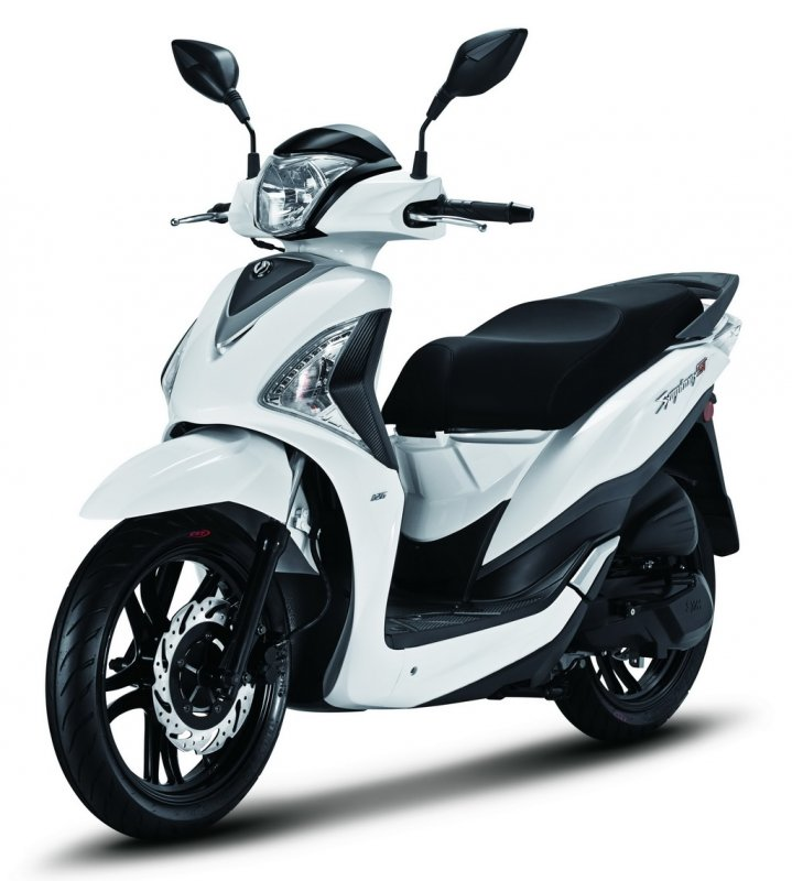 Sym Symphony ST 200 scooters