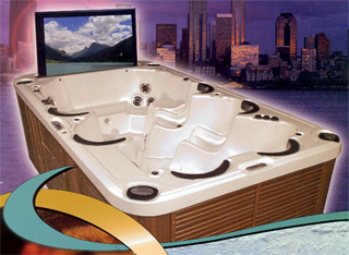 Buy Catalina SPA with movie theater