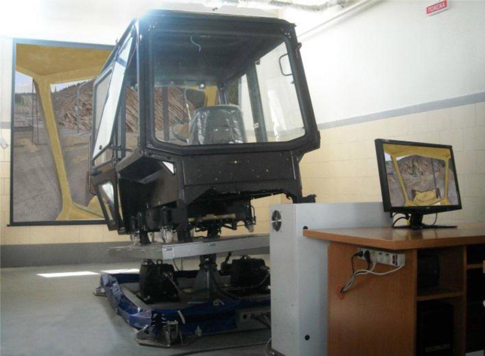 Автомобильный тренажерный комплекс - Тренажеры вождения