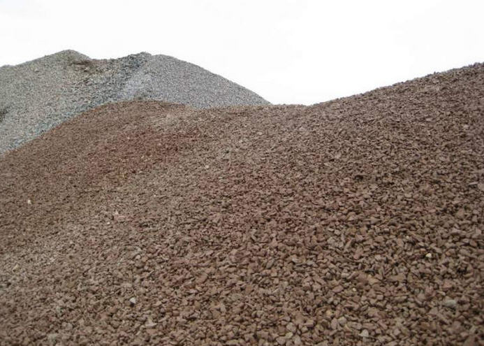 Mixes sand-crushed-stone 0-70