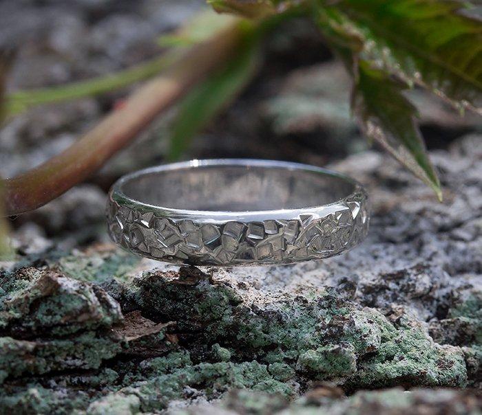 Купити Кільце Hammered ring