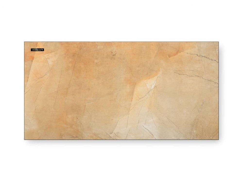 Купить Керамічна панель опалення ТСМ-450, бежевий мармур 49202