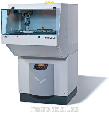 CubiX PRO - Уникальный промышленный дифрактометр.