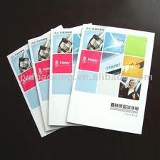 Buy Production of brochures