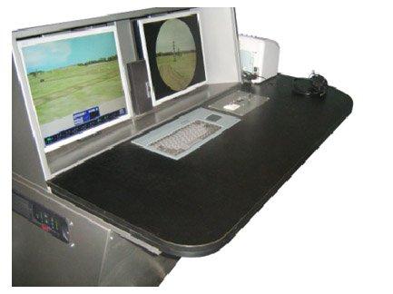 Тренажер стрелка-наводчика броне-техники