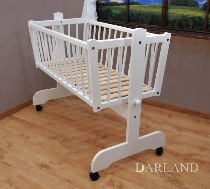 Люлька на колесах для новорожденных своими руками